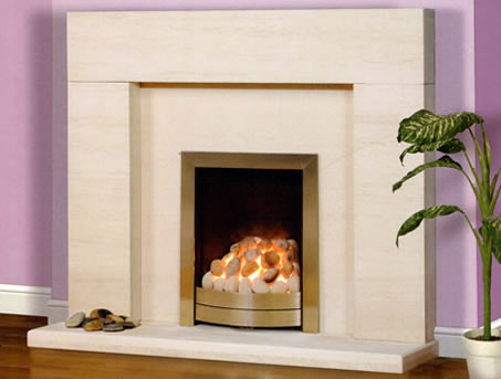 gas fireplaces - electric fireplaces