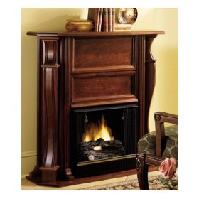 Isabelle Ventless Fireplace