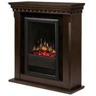 Dimplex Bravado II Electric Fireplace - Espresso