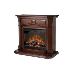 Dimplex Notting Hill Cherry Electric Fireplace