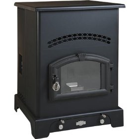 US Stove Company Pellet Heater with Auto Ignite